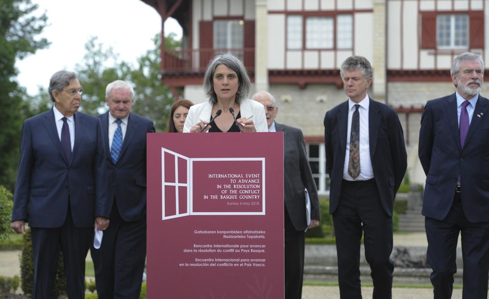Au Pays Basque, les défis de l'après-ETA