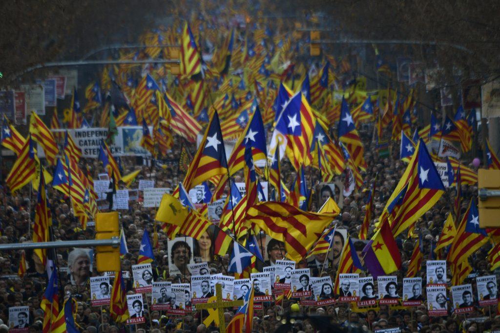 En Espagne, le procès des indépendantistes catalans ouvre un nouveau cycle politique
