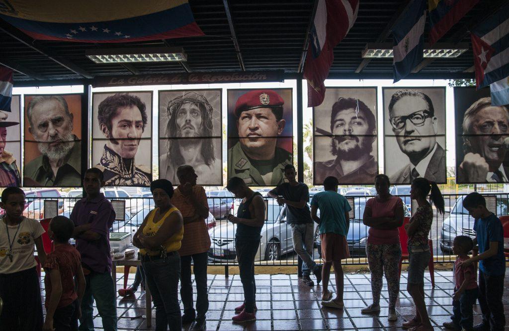 Le Venezuela dans le brouillard de la guerre de l'information