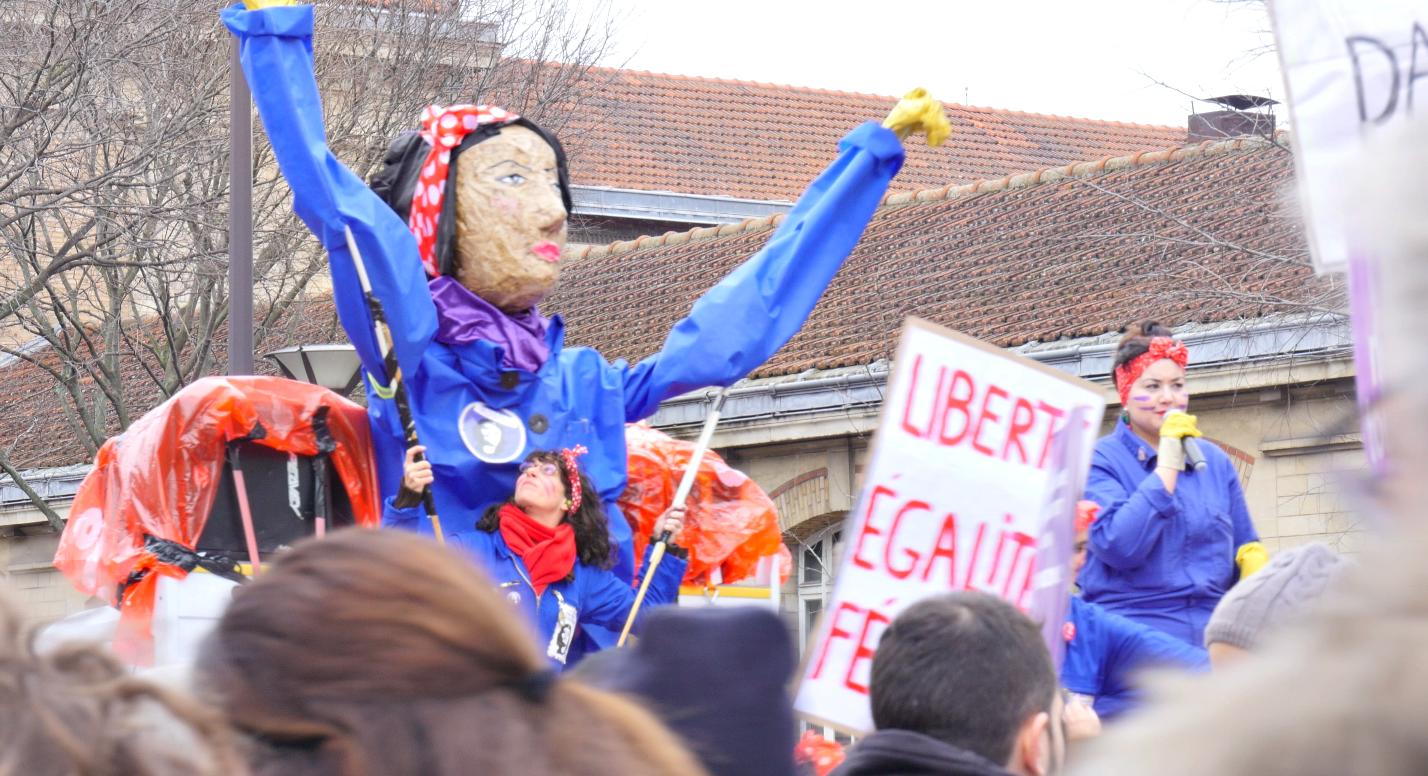 La victoire des radicales - Un retour sur le 8 mars