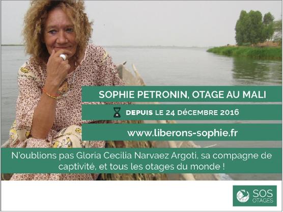 Tribune. Sophie Pétronin, l'otage que la France a oubliée