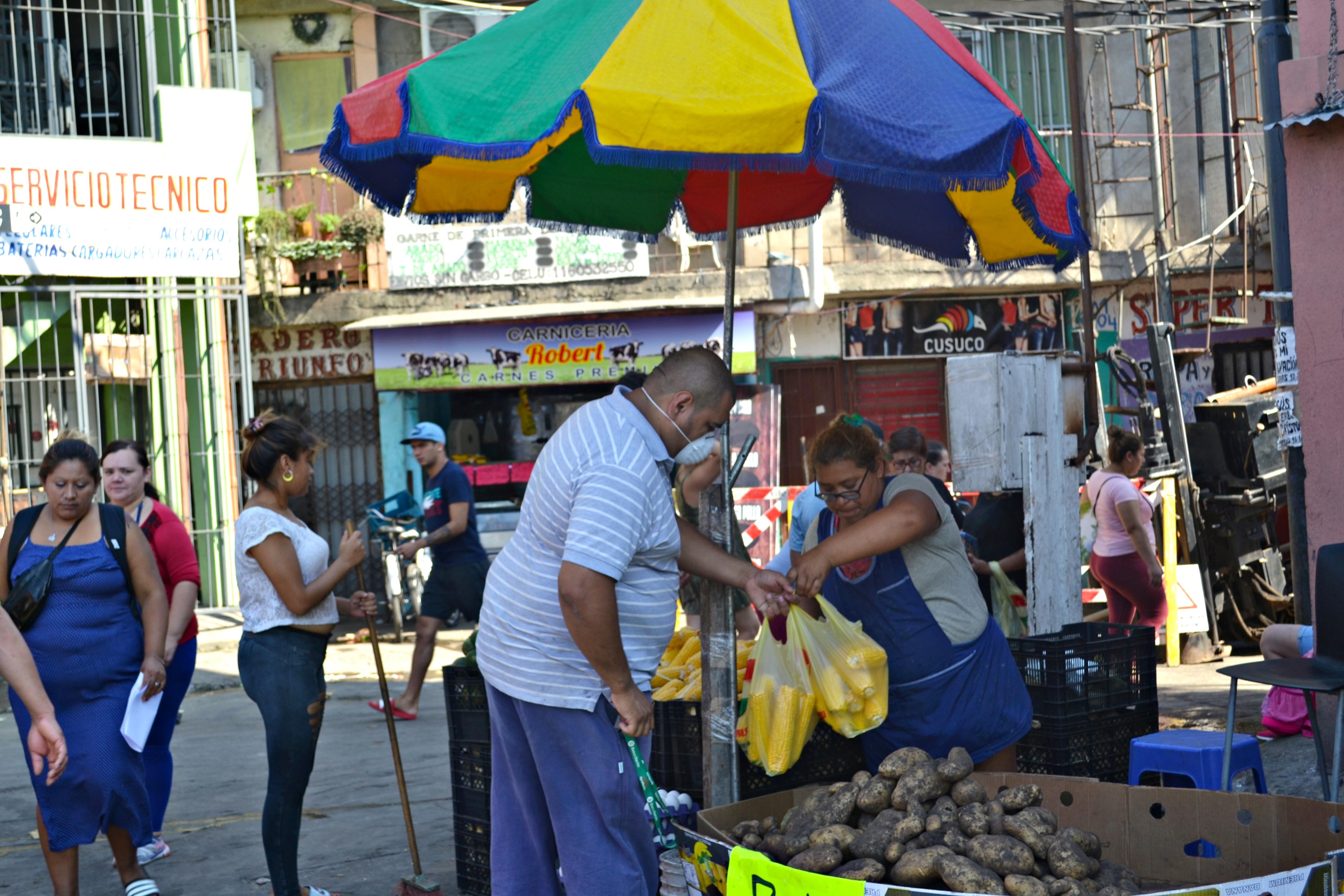 En Argentine, la quarantaine accentue la marginalité des bidonvilles
