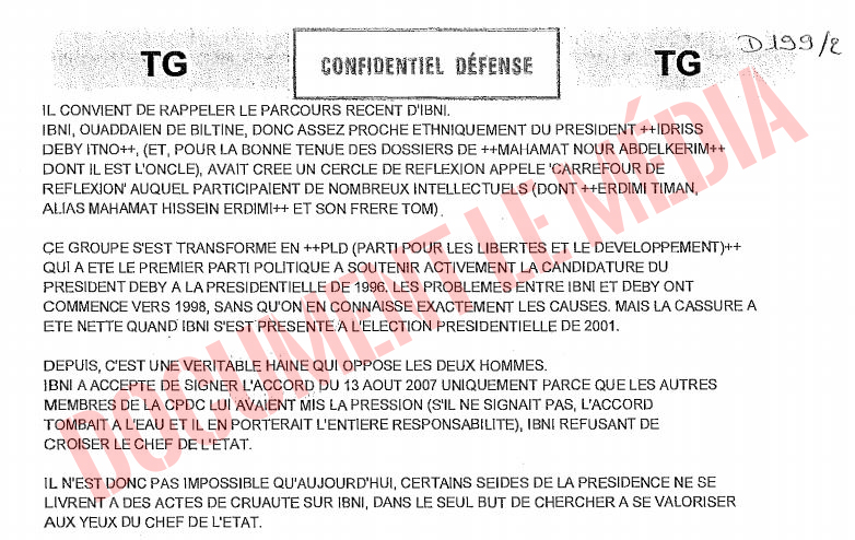 Révélations - L'affaire Ibni: un crime en Françafrique