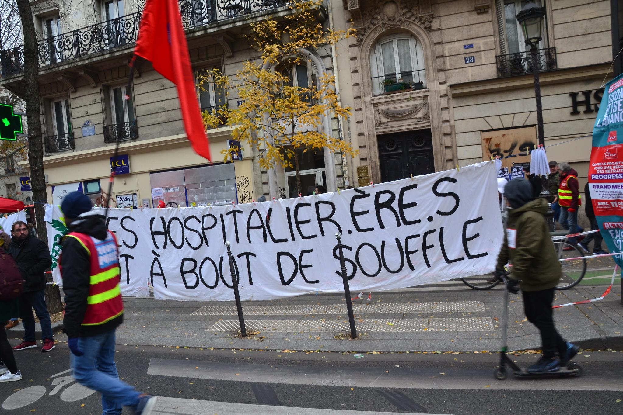"""Frédéric Pierru: """"Dans l'après-Covid, on jugera la gestion de l'hôpital comme une vraie folie"""""""
