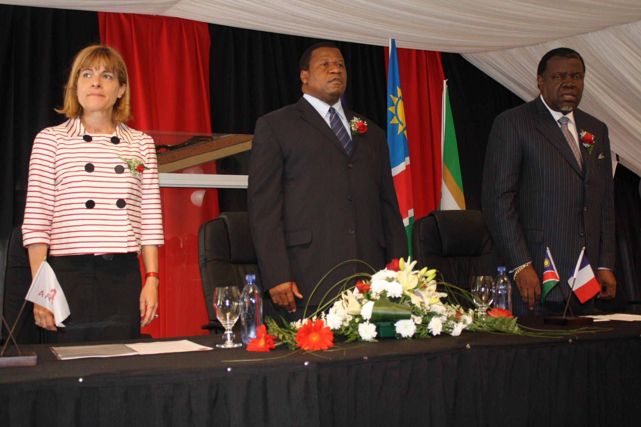 L'ex-agent secret qui en sait beaucoup trop #17 Areva et l'argent de l'affaire UraMin: la Namibie
