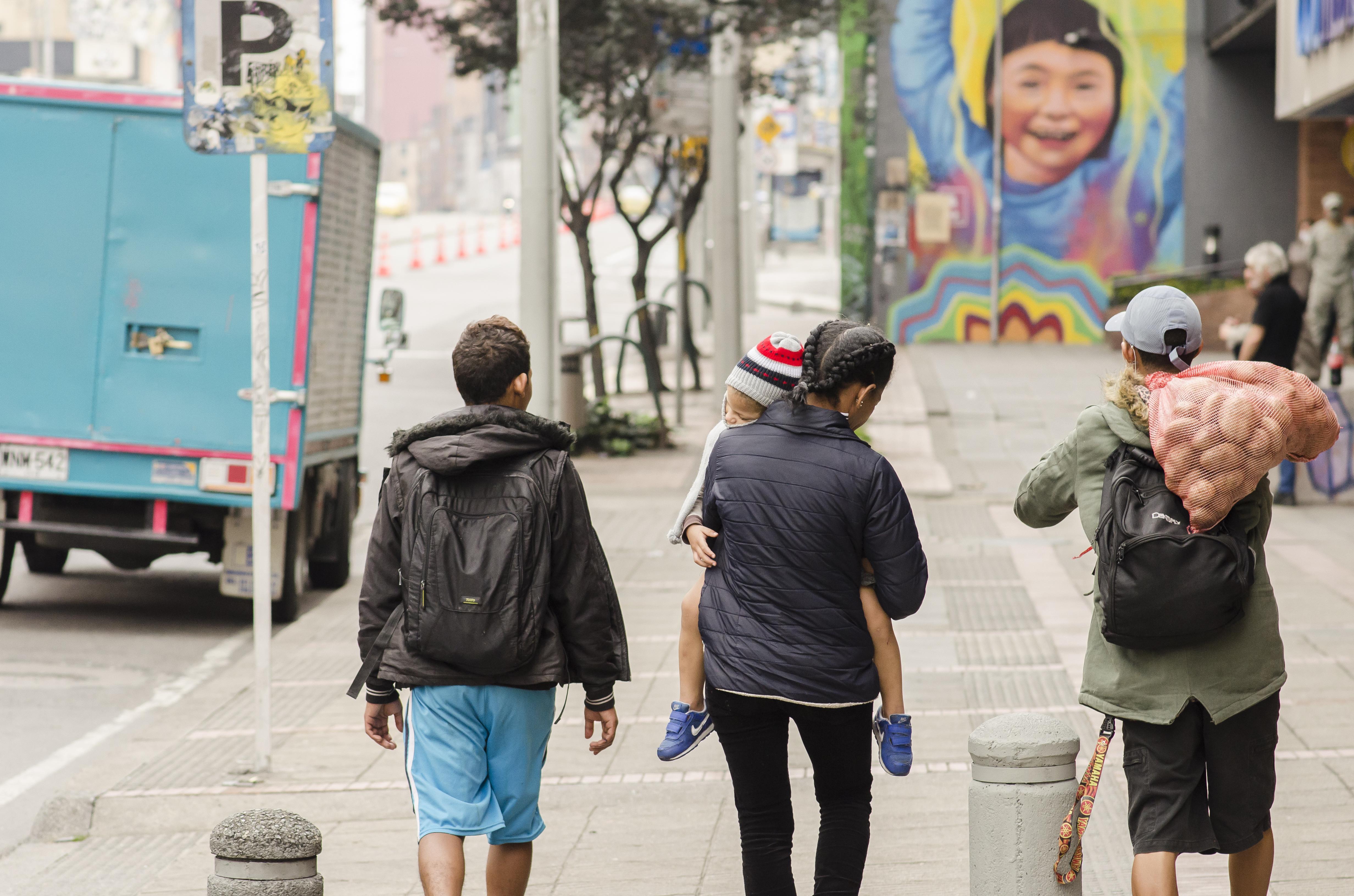 Coronavirus - En Colombie, double peine pour les plus vulnérables