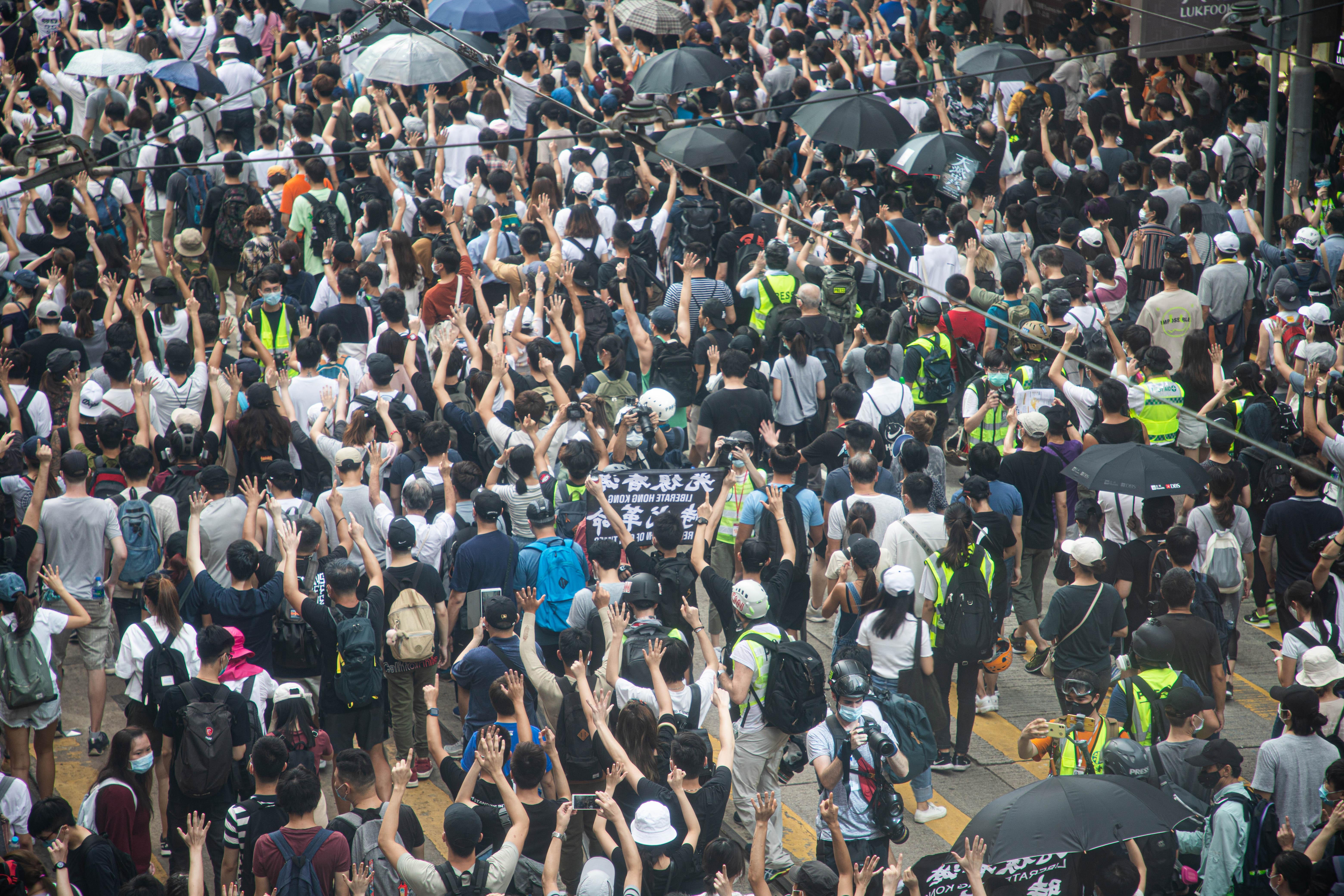 Décoloniser Alain Brossat: Hong Kong et l'anti-impérialisme de façade