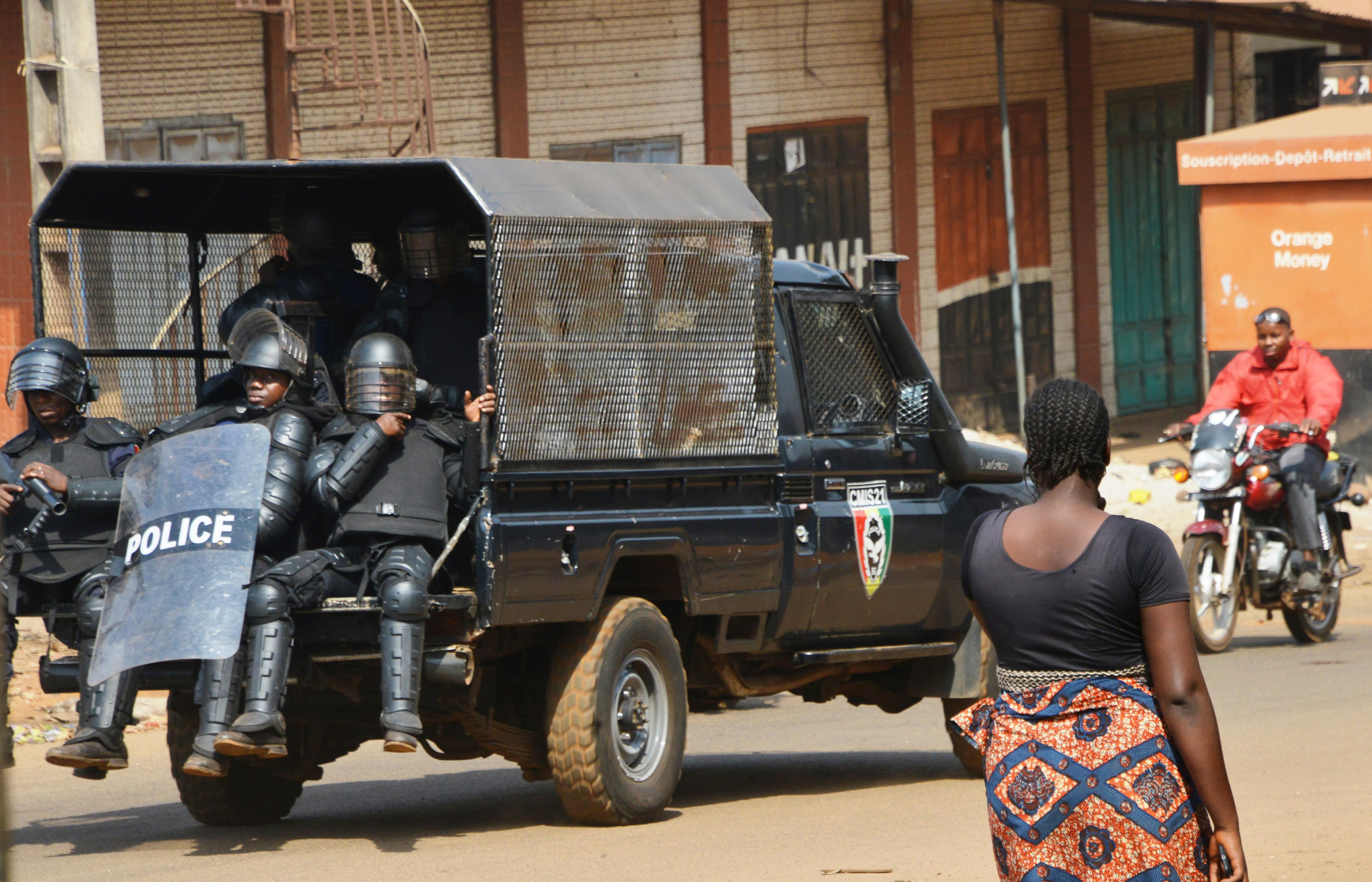 Guinée - Ce n'est pas une révolte, c'est une révolution