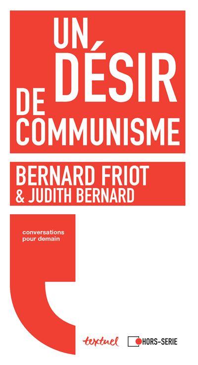 Le travail souverain: un désir de communisme