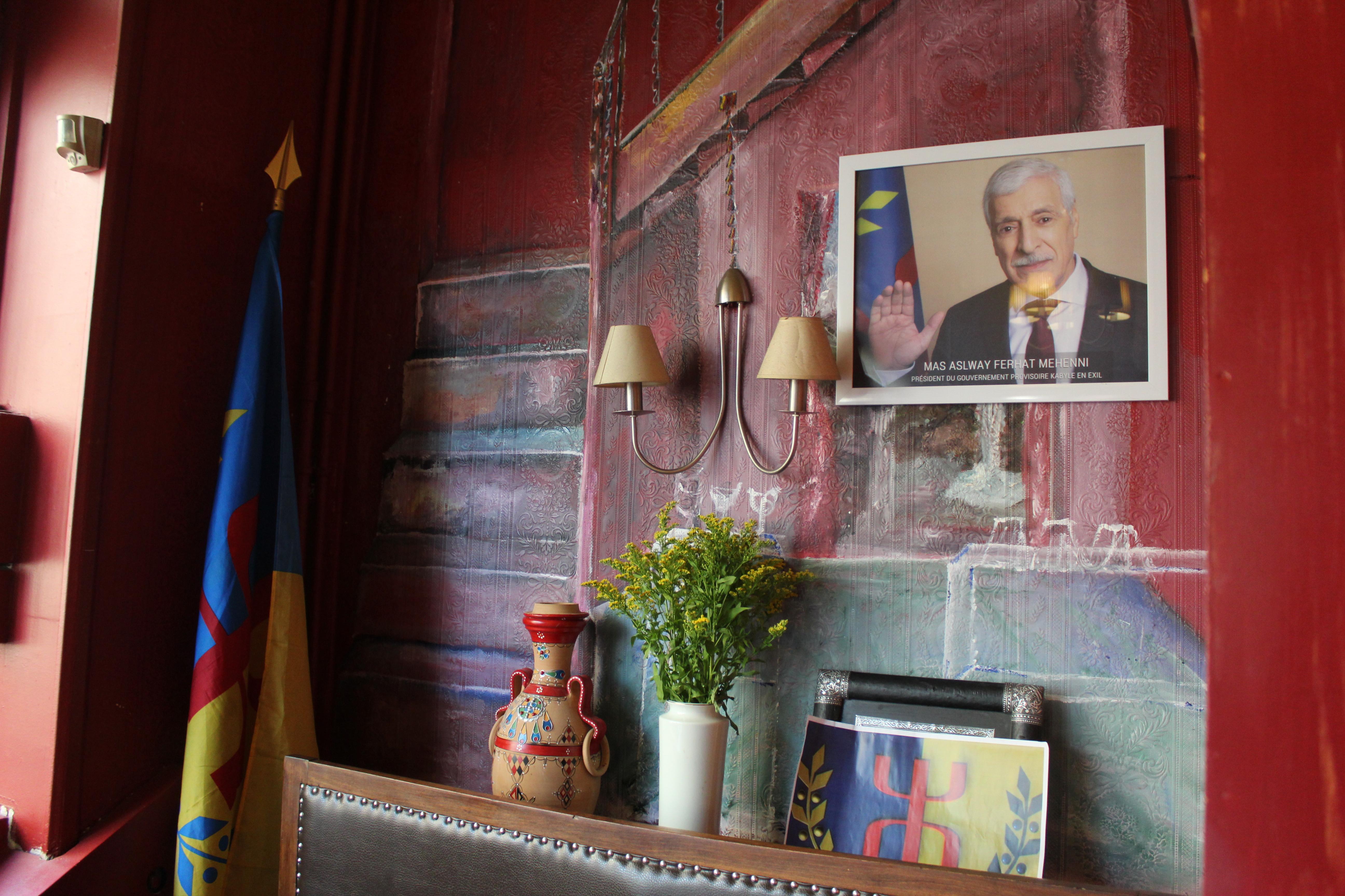 Dernier service pour le bistrot kabyle?