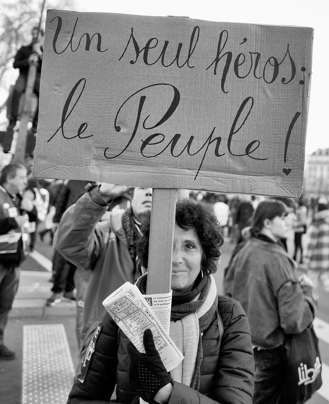 "Raoul Vaneigem - ""La revanche de la liberté"""