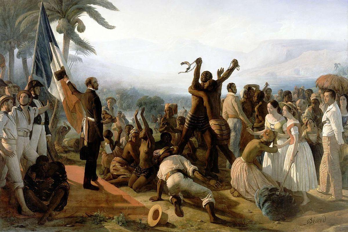 """""""Victor Schoelcher n'est pas notre sauveur"""" - Abolition, les œillères de l'histoire officielle"""