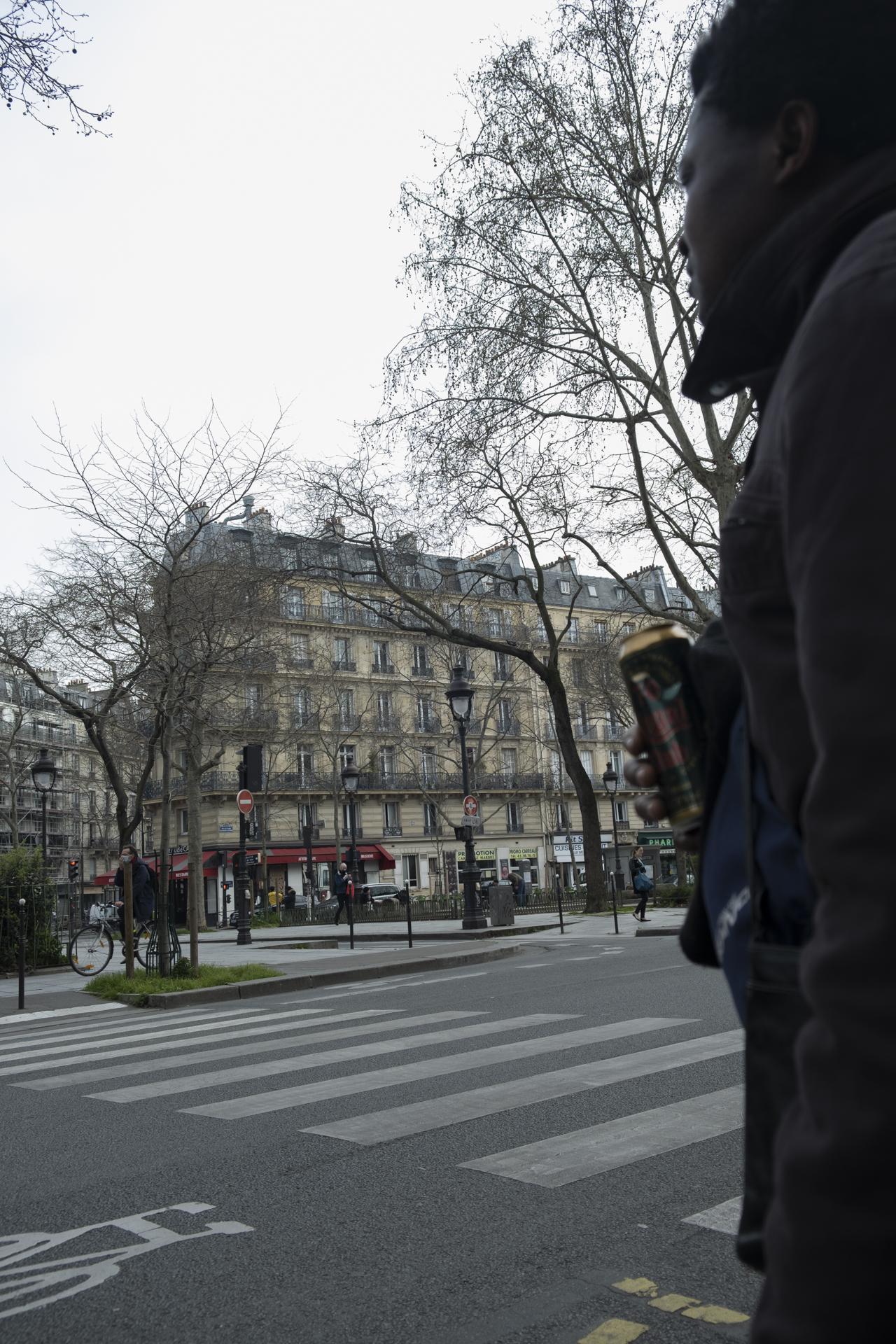 Pour les confinés de la rue, la détresse et l'incertitude
