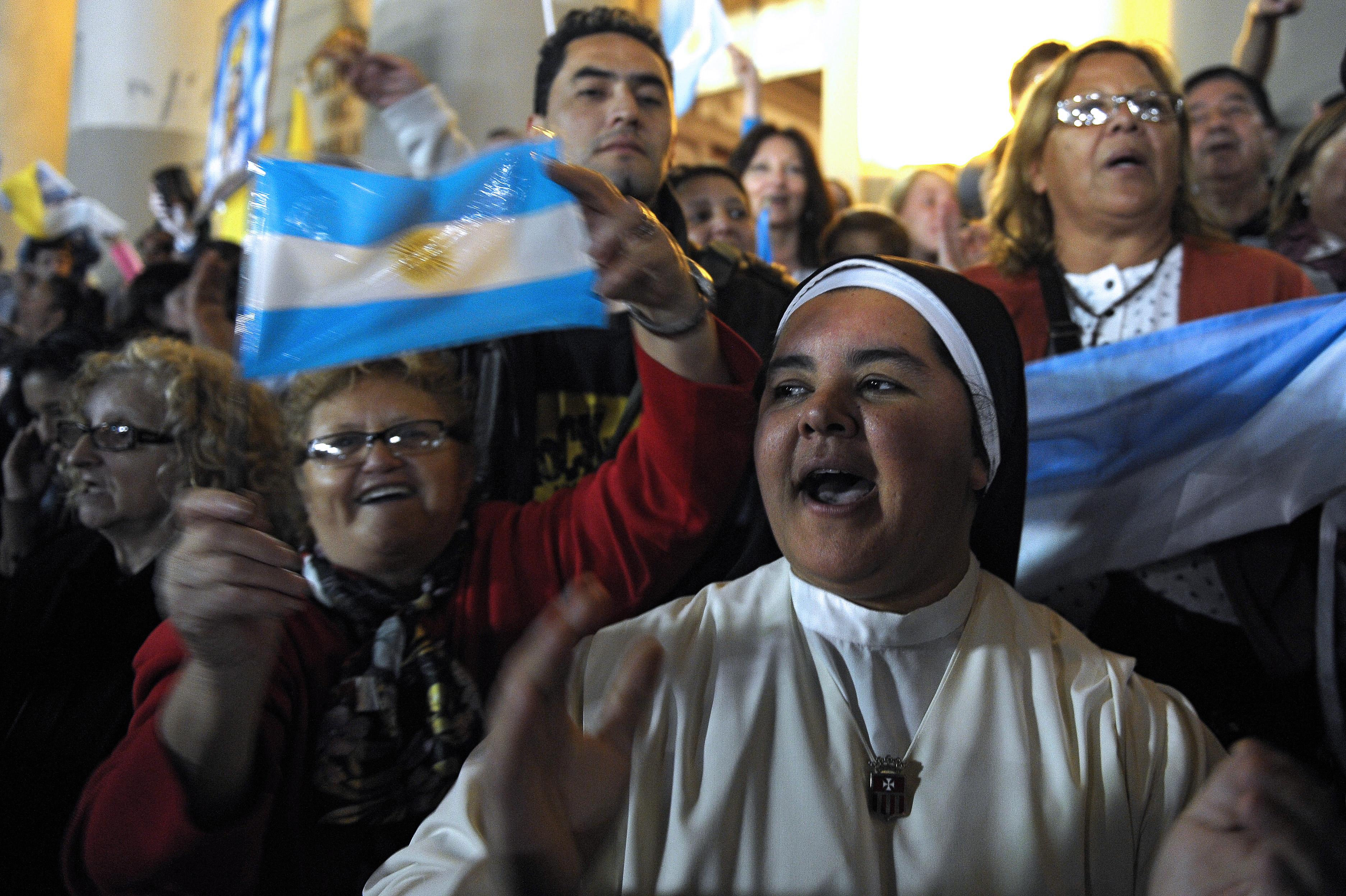 Féminisme, la victoire argentine - Catholiques progressistes contre le Saint-Siège (2/3)
