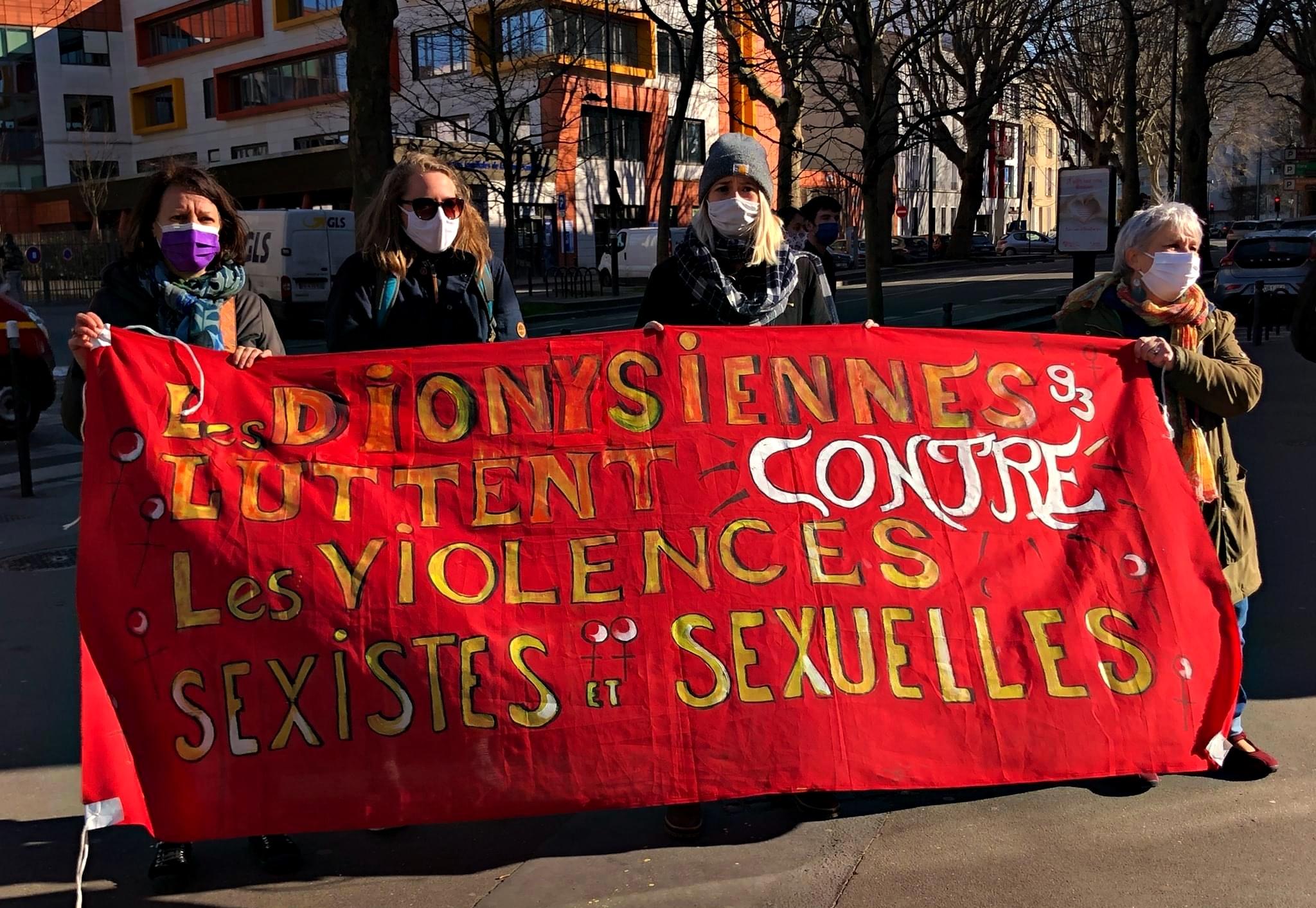 """À Saint-Denis, """"ce sont les femmes qui font tourner la ville"""""""