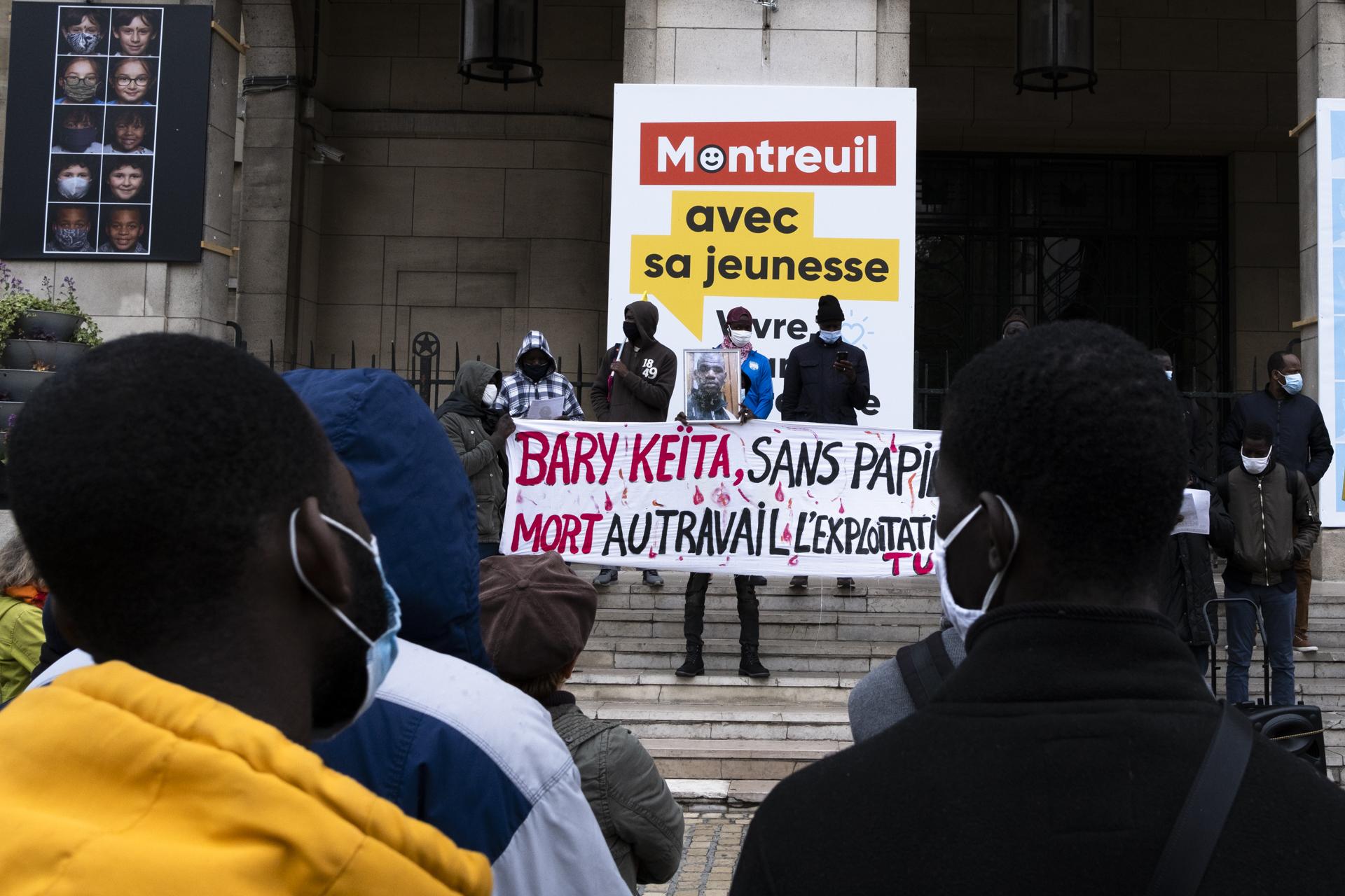 Les sans-papiers meurent au travail et les politiques regardent ailleurs