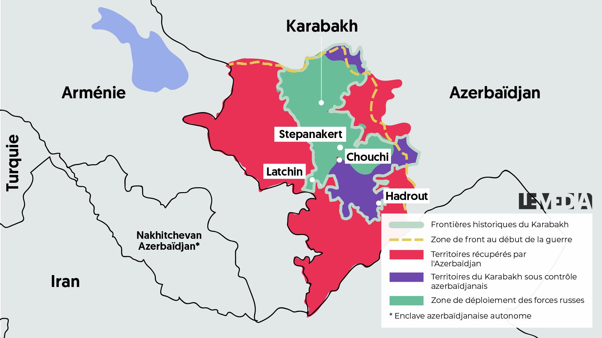 Françoise Ardillier-Carras: «Pour les Arméniens, le Karabakh est une question de vie ou de mort»