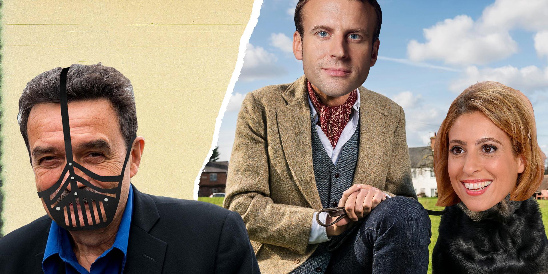 Macron : un quinquennat à museler la liberté de la presse | Le Média